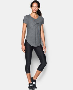 Women's NFL Combine Authentic UA Studio T-Shirt   1  Color Available $37.49 to $37.99