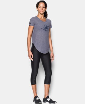 Women's NFL Combine Authentic UA Studio T-Shirt   1 Color $37.49 to $37.99