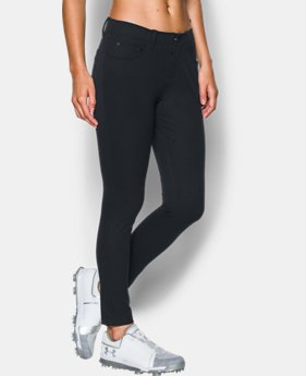New to Outlet Women's UA Lux 5-Pocket Pants  3 Colors $67.49