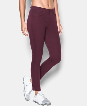 New to Outlet Women's UA Lux 5-Pocket Pants  1 Color $67.49