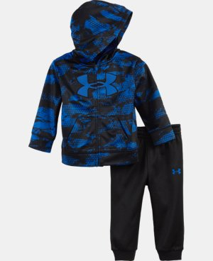New Arrival Boys' Infant UA Digi Blur Big Logo Set LIMITED TIME: FREE U.S. SHIPPING  $44.99