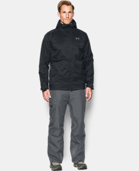 New Arrival Men's UA Porter 3-in-1 Jacket  3 Colors $149.99