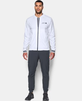 Men's UA Sportstyle Woven Bomber  2 Colors $89.99