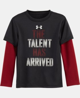 Boys' Pre-School UA The Talent Has Arrived Slider  1 Color $22.99