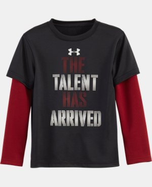 New Arrival Boys' Pre-School UA The Talent Has Arrived Slider LIMITED TIME: FREE U.S. SHIPPING  $29.99