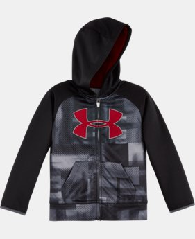 New Arrival Boys' Pre-School UA Blast Big Logo Hoodie  1 Color $42.99