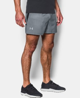 "Men's UA Speedpocket Printed 5"" Shorts  1 Color $29.99"