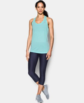 Women's UA Threadborne Train Twist Tank  1 Color $39.99