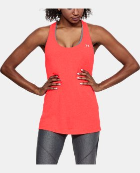 Women's UA Siro Train Twist Tank  1  Color $29.99