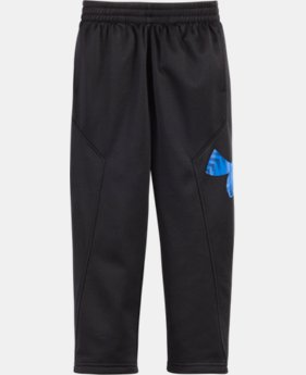 Boys' Infant UA Big Logo Pants  2 Colors $17.99