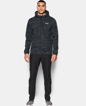 Men's UA Lightweight Printed Swacket  1 Color $109.99