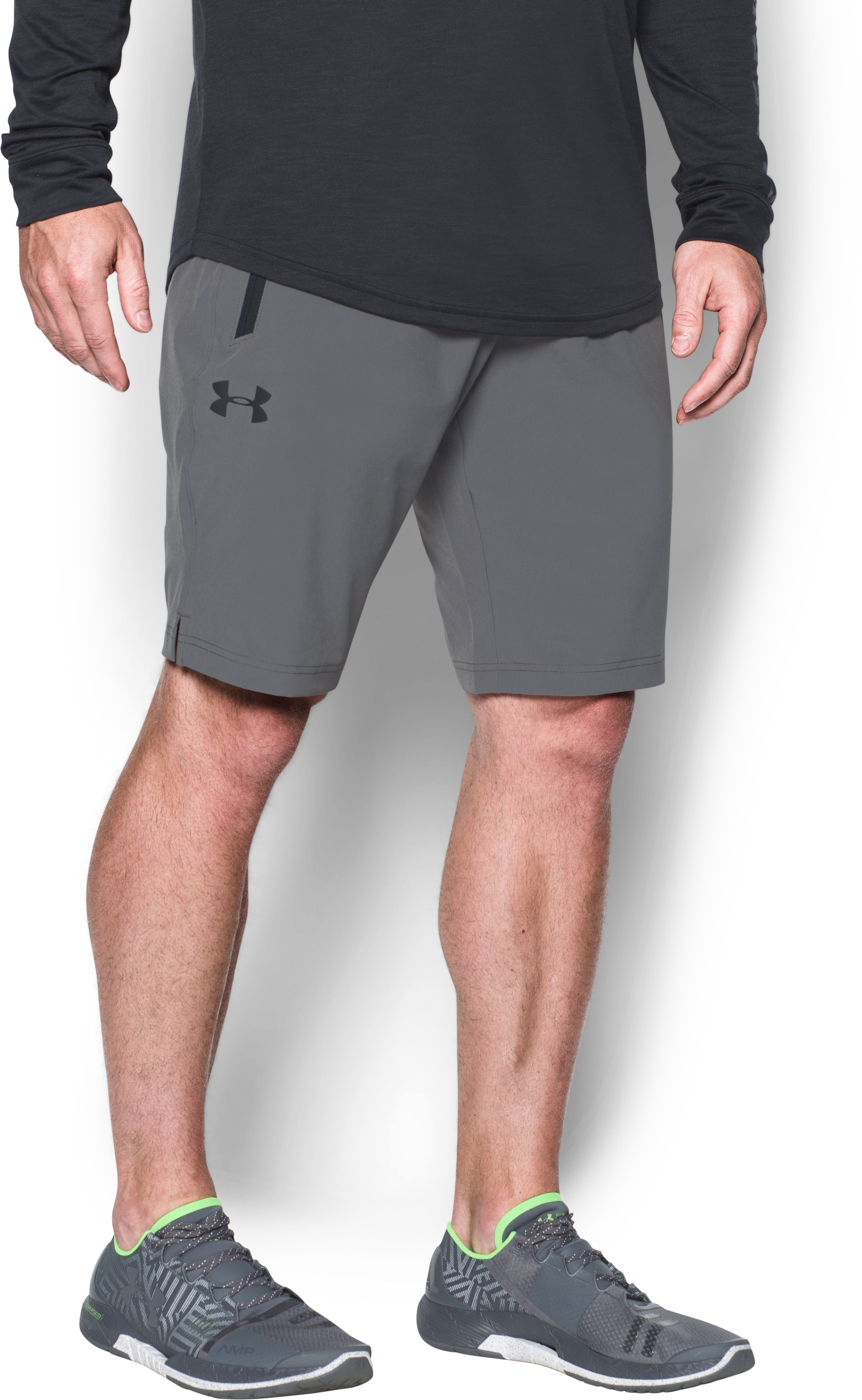Men's UA Ultimate DIA Shorts, Graphite