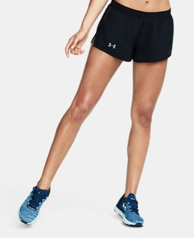Women's UA Accelerate Split Shorts  3 Colors $54.99