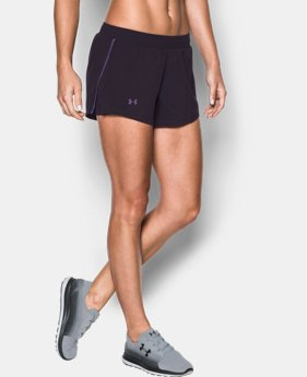 Women's UA Accelerate Split Shorts  1 Color $30.99