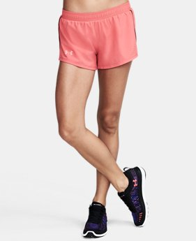 Women's UA Accelerate Split Shorts   $54.99