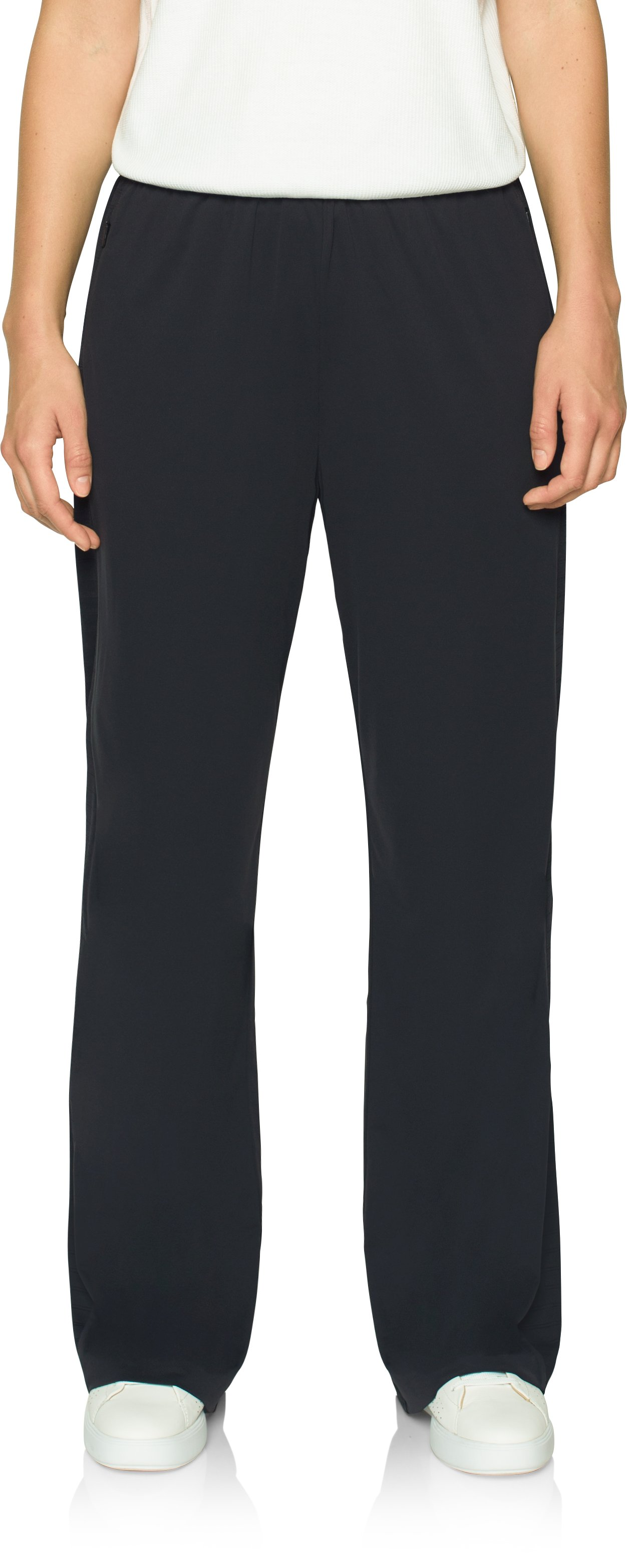 Women's UAS Wide Leg Pants, Black