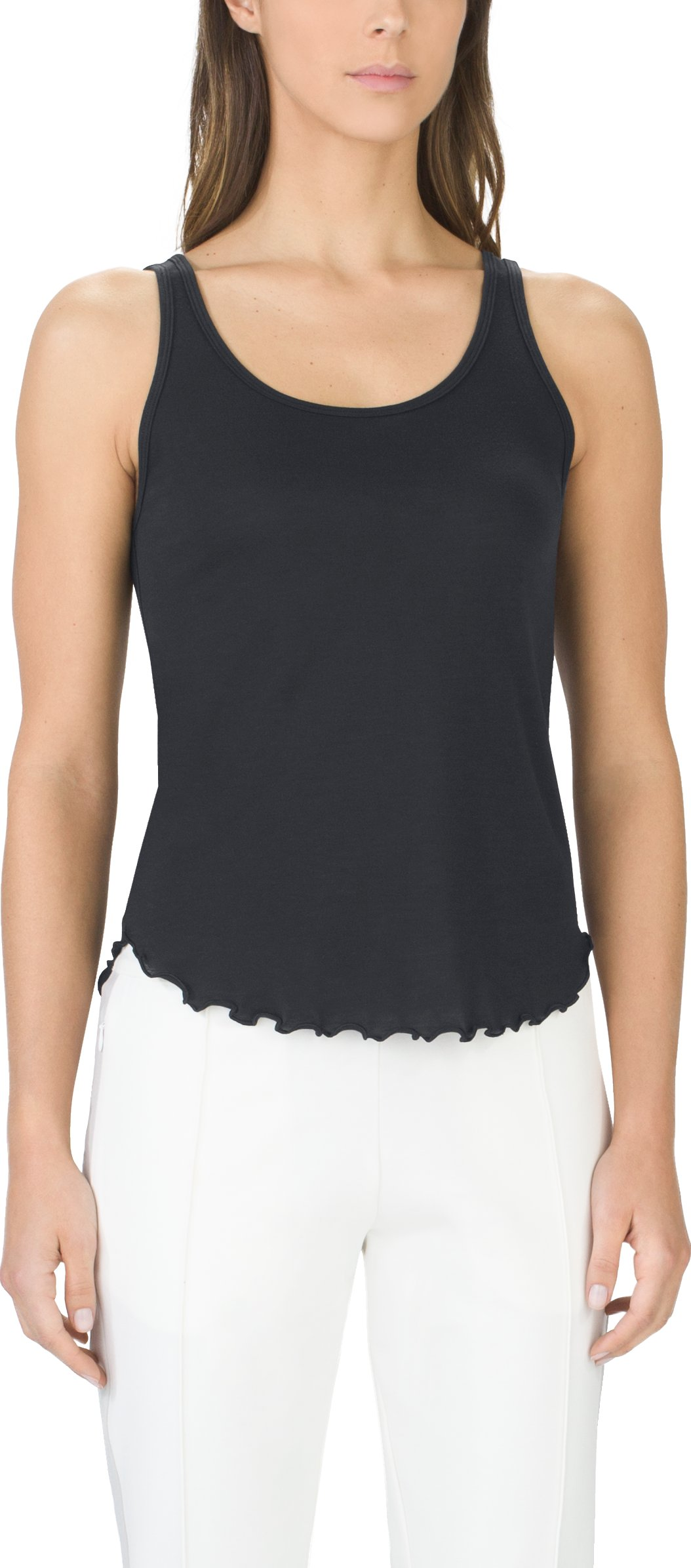 Women's UAS Prime Tencel® Tank, Black ,