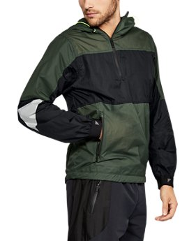 New Arrival Men's UAS ¼ Zip Anorak  1 Color $130