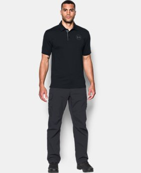 New Arrival Men's UA Freedom Playoff Polo  1 Color $64.99