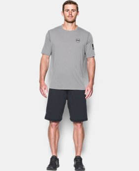 Men's UA Freedom Threadborne™ Siro T-Shirt LIMITED TIME: FREE U.S. SHIPPING 1  Color Available $29.99