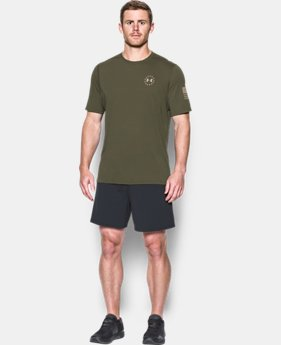 Men's UA Freedom Threadborne™ Siro T-Shirt  1  Color Available $29.99