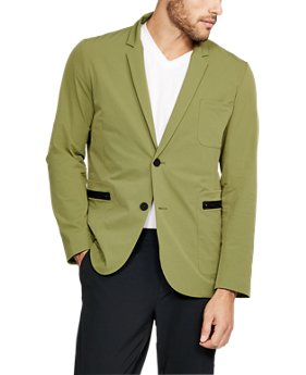 Men's UAS Draftday Crepe Blazer   $140.99