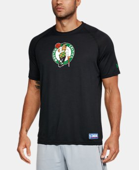 Men's NBA Combine UA Tech™ Logo T-Shirt   9 Colors $35