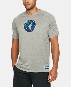 Men's NBA Combine UA Tech™ Logo T-Shirt   3 Colors $35