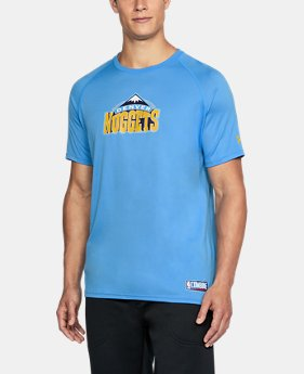 Men's NBA Combine UA Tech™ Logo T-Shirt   2  Colors Available $21.99 to $26.99