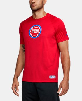 Men's NBA Combine UA Tech™ Logo T-Shirt   2  Colors Available $35