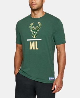 Men's NBA Combine UA Graphic T-Shirt LIMITED TIME: 25% OFF 2 Colors $26.24