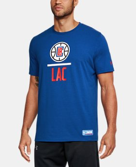 New Arrival Men's NBA Combine UA Graphic T-Shirt  3 Colors $35