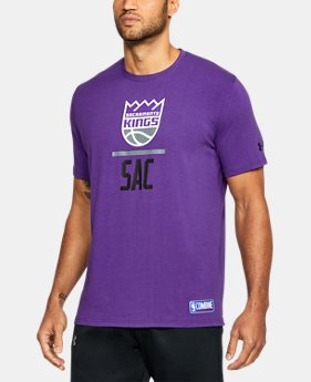 9dcbf4965 Men's NBA Combine UA Graphic T-Shirt 1 Color Available $24.99