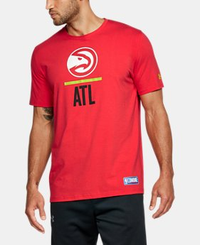 New Arrival Men's NBA Combine UA Graphic T-Shirt  4 Colors $35