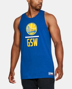 New Arrival Men's NBA UA Combine Tank  1 Color $35