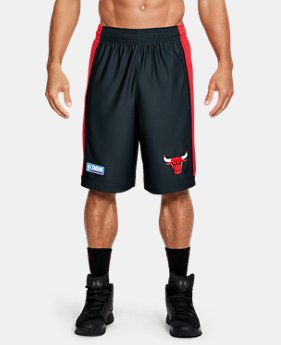 New Arrival Men's NBA Combine UA Isolation Shorts   $40