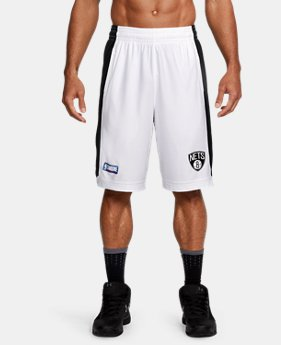 Men's NBA Combine UA Isolation Shorts   $40