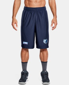 New Arrival Men's NBA Combine UA Isolation Shorts  1 Color $40