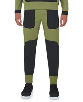 Men's UAS Pivot Stretch Crepe Sweatpants   $108