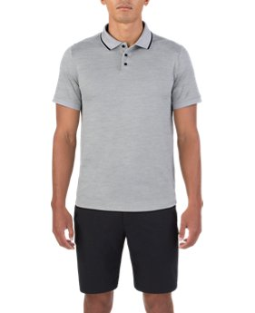 Men's UAS Pique Short Sleeve Polo  4 Colors $80