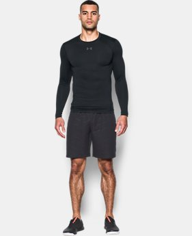 Men's UA ColdGear® Armour Jacquard Compression Crew  4 Colors $69.99