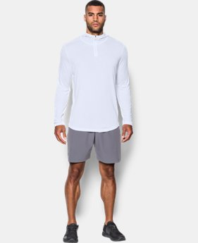 New to Outlet Men's UA Threadborne™ Knit Hoodie LIMITED TIME OFFER 1 Color $38.49