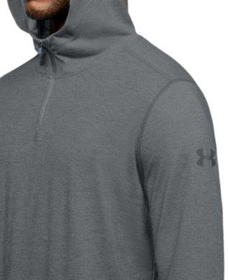 Details about  /Under Armour Men/'s UA Threadborne Knit Henley Shirt GREY 1298396 016 NWT $50