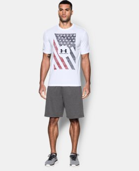 Men's UA USA Flag T-Shirt