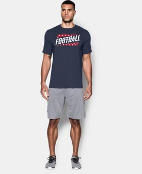 Men's UA Football Independence T-Shirt