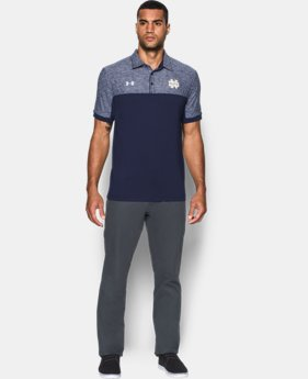 New Arrival Men's Notre Dame UA Polo  1 Color $69.99