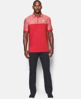 Men's Maryland UA Polo   $69.99