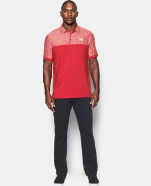 Men's Maryland UA Polo LIMITED TIME: FREE U.S. SHIPPING 1 Color $69.99