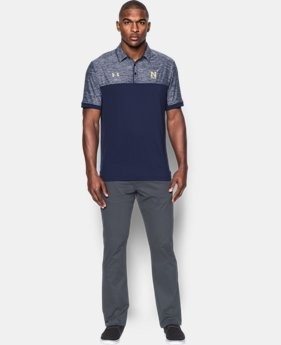 New Arrival Men's Navy UA Polo  1 Color $69.99