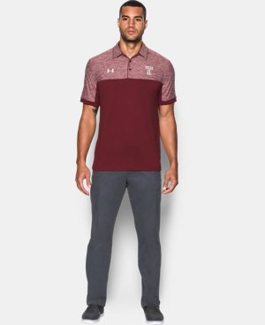 Men's Temple UA Polo  1 Color $69.99